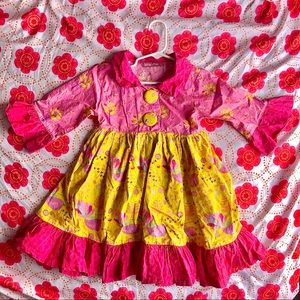 Little Girls Boutique Dress